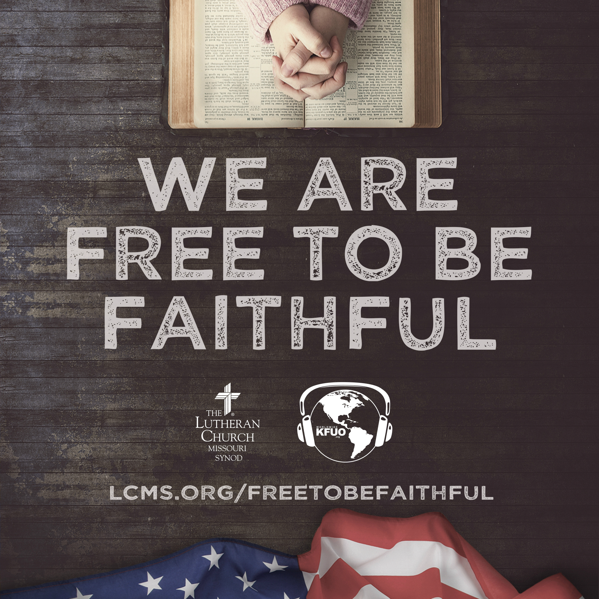 Free To Be Faithful from KFUO Radio